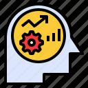 analysis, forecast, forecasting, foretell, plan, predict icon