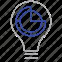 bulb, idea, light, light bulb, productivity, shine
