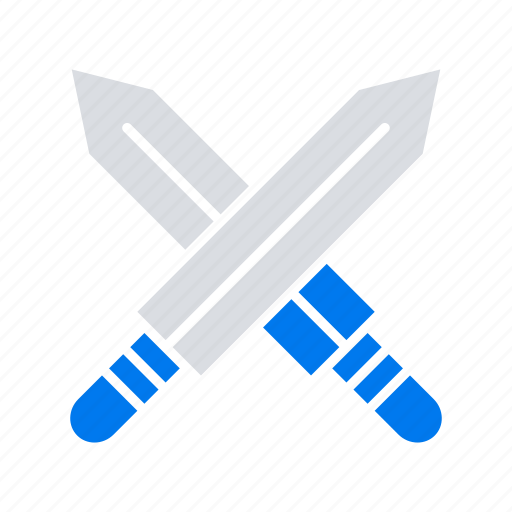 fencing, sports, sword, weapon icon