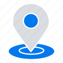browse, location, map, navigation icon