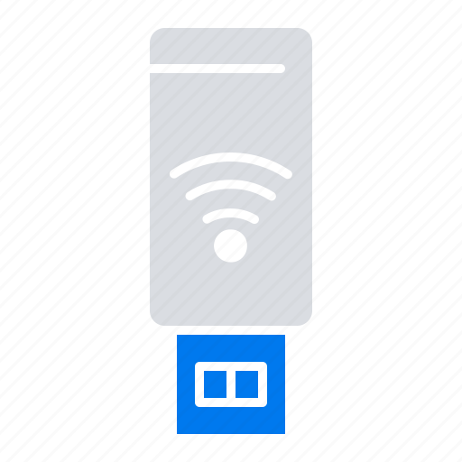 Servise, signal, usb, wifi icon - Download on Iconfinder