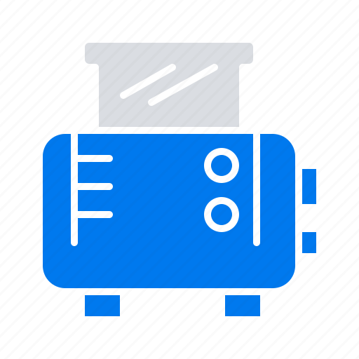 Machine, toast, toaster icon - Download on Iconfinder
