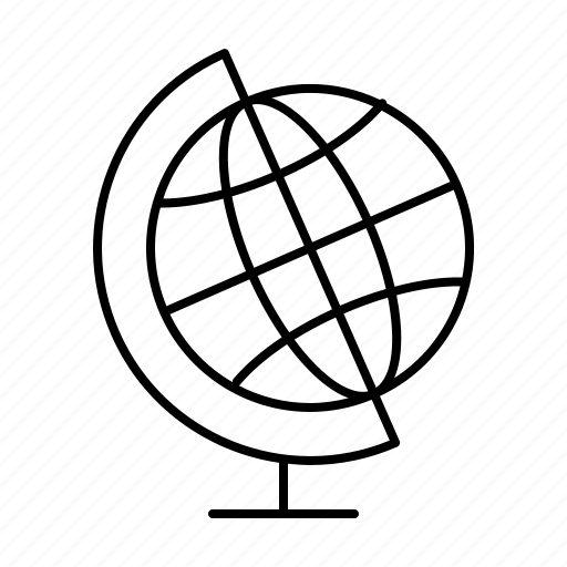 efficiency, globe, office, optimization, performance, productivity icon
