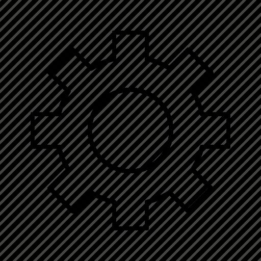 efficiency, office, optimization, performance, productivity, settings icon