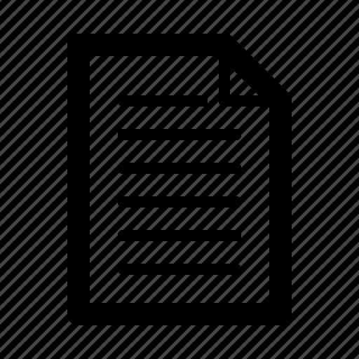 document, efficiency, office, optimization, performance, productivity icon