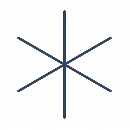 keypad, star icon