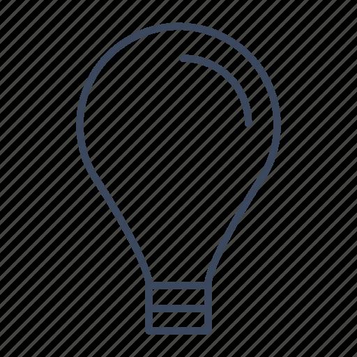 bulb, concept, creativity, idea, imagination, lamp icon