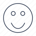 emoticon, unhappy icon