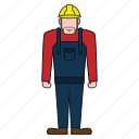 builder, contractor, worker icon
