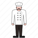 chef, cook icon