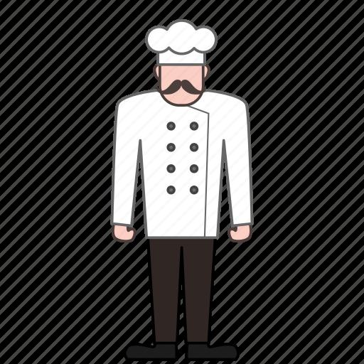 chef, cook icon