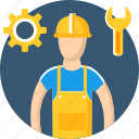 building, construction, man, repair, service, tool, work