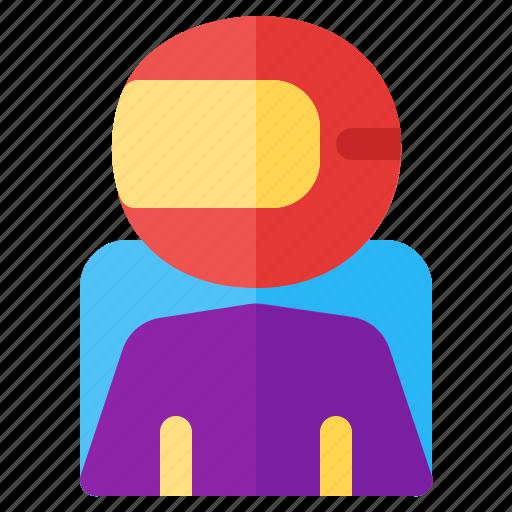 astronaut, job, occupancy, profession, work, worker icon