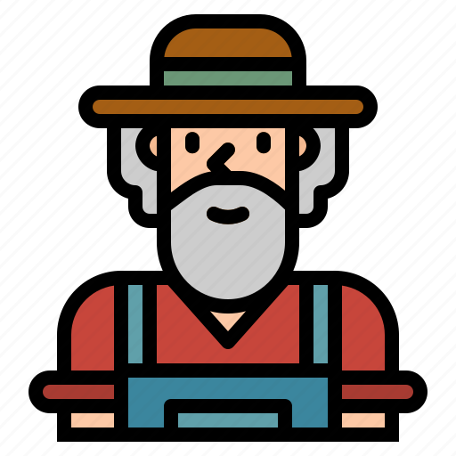Avatar, farmer, garden, gardener, job, man, people icon - Download on Iconfinder
