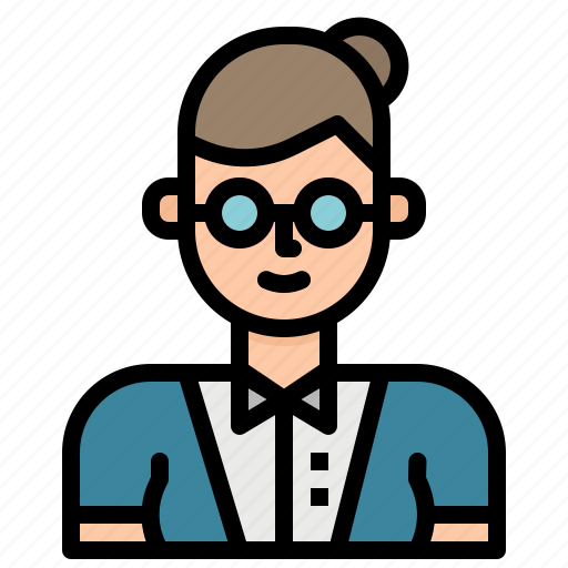 Accounting, assistant, avatar, pr, secretary, support icon - Download on Iconfinder
