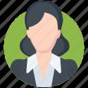 profession, professional, women, lawyer, avatar, female
