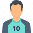 player, professional, sportsman