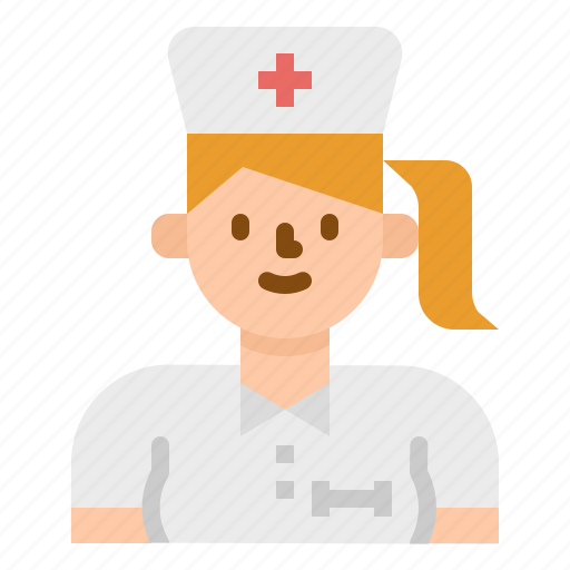 Avatar, nurse, people, profile, social, user, woman icon - Download on Iconfinder