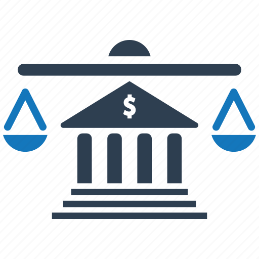 business, dollar, finance, justice, law, lawyer icon