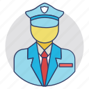 cop, patrolman, police, police officer, policeman icon