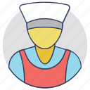 baker, chef, confectioner, cook, pastry maker icon
