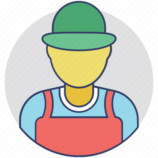 Agriculturist, farmer, grower, harvester, peasant icon - Download on Iconfinder