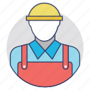 engineer, mechanic, repair service, repairman, technician icon