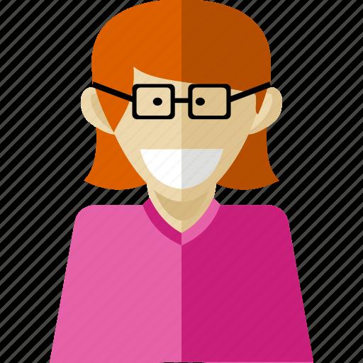professional, teacher, worker icon