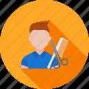 barber, barbers, hair, hairdresser, hairstylist, shop, stylist