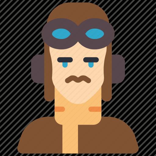 avatar, people, pilot, professional, professions, user icon