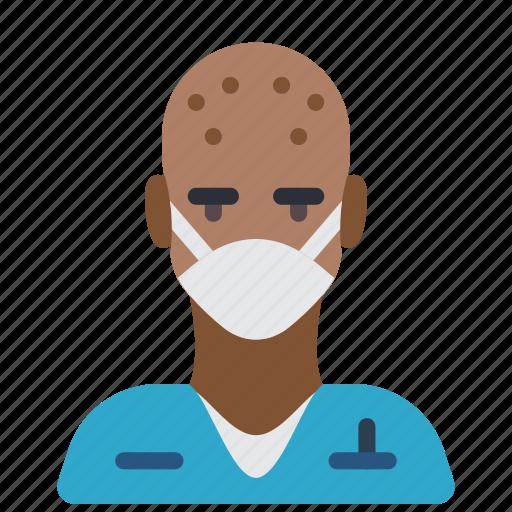 avatar, male, nurse, professional, professions, surgeon, user icon