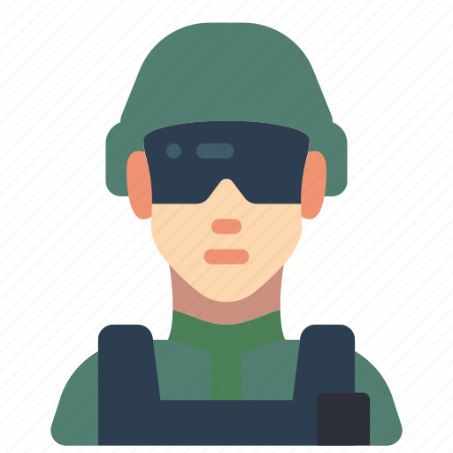 avatar, marine, people, professional, professions, soldier, user icon