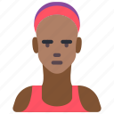 avatar, people, professional, professions, runner, sports, user