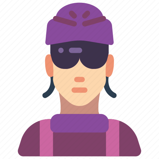 avatar, bike, courier, cycle, people, professional, professions icon