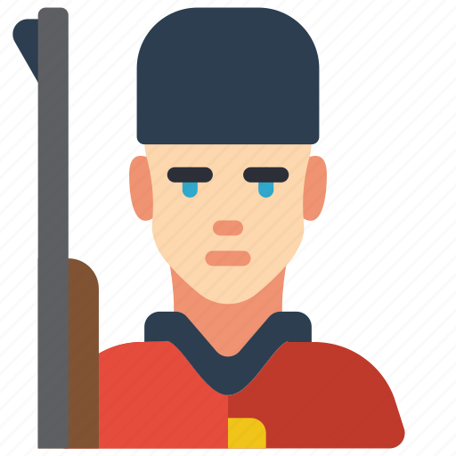 avatar, guard, people, professional, professions, queens, user icon