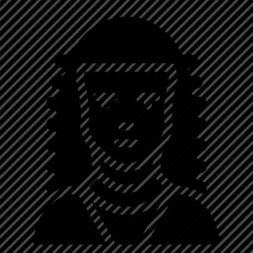 avatar, judge, people, professional, professions, user icon