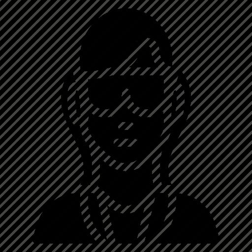 avatar, female, people, professional, professions, scientist, user icon