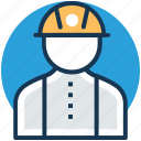 construction worker, architect, miner, worker, engineer