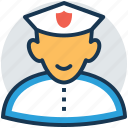 cadet, mariner, navy sailor, seafarer, seaman icon