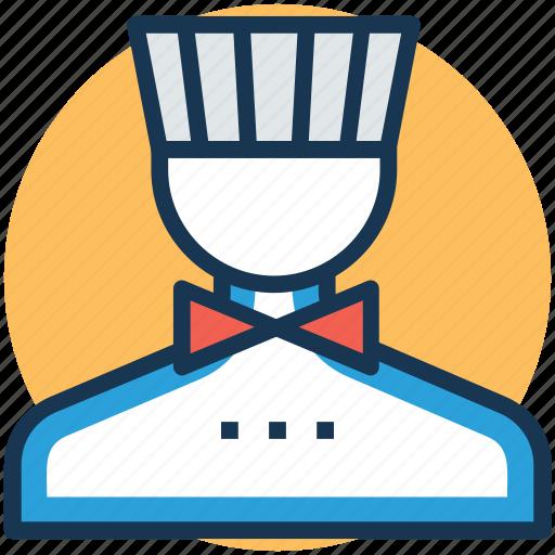 baker, chef, cook, cuisiner, food preparer icon