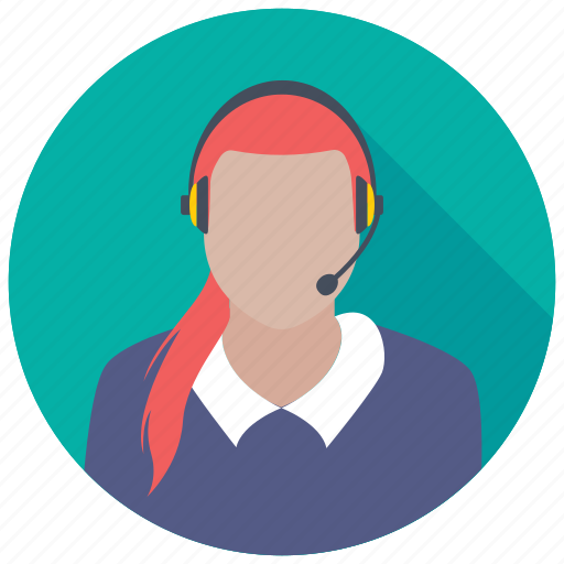 call center, customer service operator, customer service worker, customer support operator, operator, service operator icon