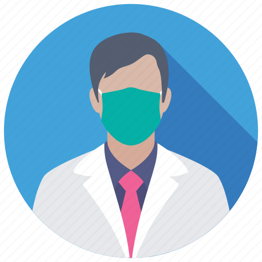 doctor, doctor avatar, medical practitioner, physician, surgeon icon