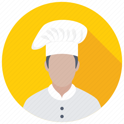 baker, chef, cook, cooker, kitchener icon