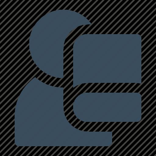 avatar, education, man, teacher icon