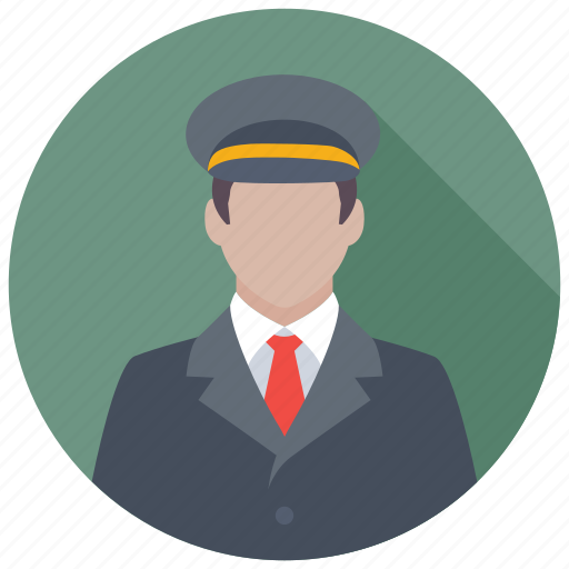 Army captain, army major, captain, pilot, police officer icon - Download on Iconfinder