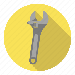 engineer, mechanic, plumber, profession, repair, tool, wrench icon