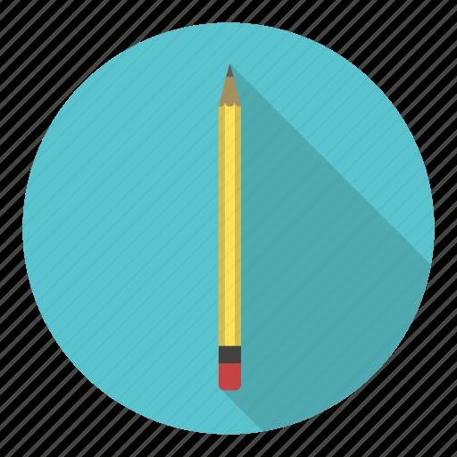 architect, draw, eraser, pencil, profession, sketch icon