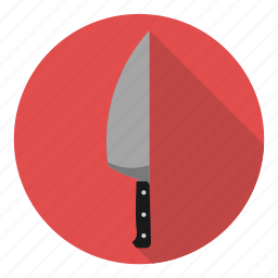 chef, cook, cut, knife, profession, sharp icon