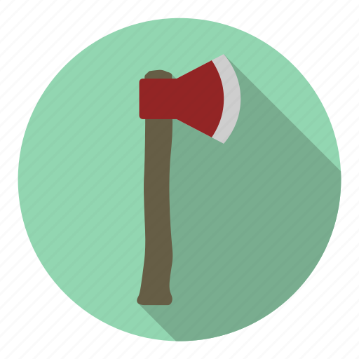 axe, chop, cut, lumber, profession, tree, wood icon