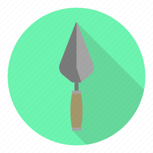 garden, gardening, profession, showel, spatula, trowel icon
